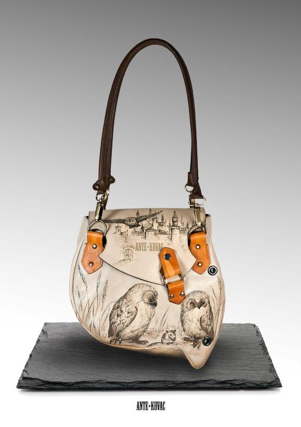 Как создавался бренд. Ante Kovac - сумки с картинками. . Изображение № 9.
