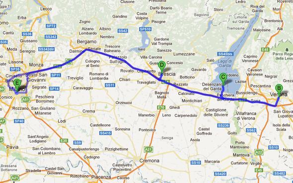 Италия: Шекспир, остерии и шопинг в Вероне и окрестностях. Изображение № 5.