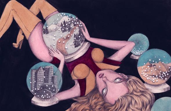 Иллюстрации Riikka Sormunen. Изображение № 22.
