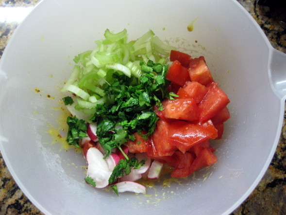 Легкий салатик. Изображение № 5.