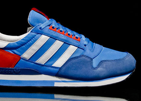 Adidas Originals ZX 500 – Pool Blue. Изображение № 1.