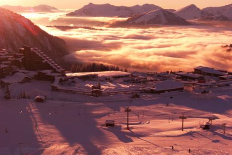 Авориаз – райдля сноубордистов илыжников. Изображение № 1.