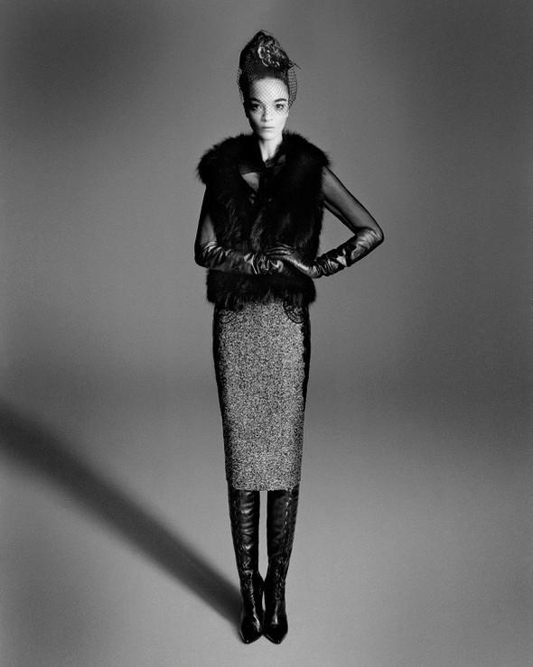 Съёмка: Мариакарла Босконо для Bergdorf Goodman. Изображение № 13.