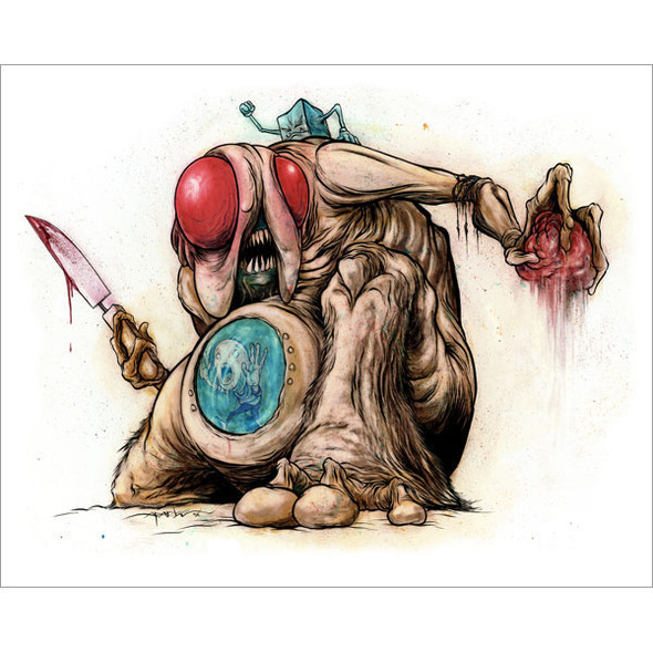 Crazy designs Alex Pardee. Изображение № 4.