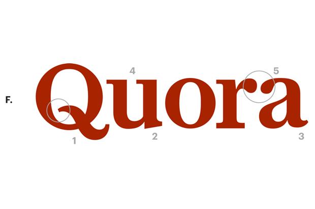 Шрифтовик рассказал о процессе редизайна логотипа Quora. Изображение № 7.