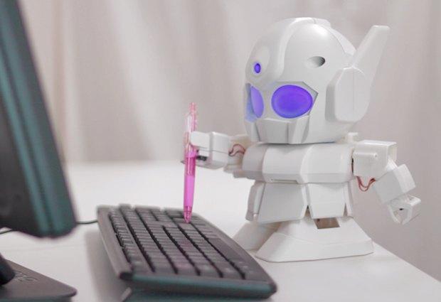 Краудфандинговый проект недели: Комплект для сборки робота RAPIRO. Изображение № 9.