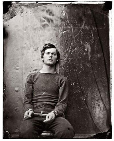 Фотографии американских гангстеров начала 20 века. Изображение № 11.