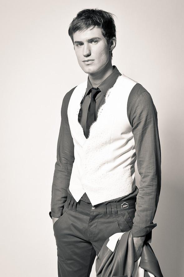 Лукбук: Jean Paul Gaultier SS 2012 Men's. Изображение № 8.