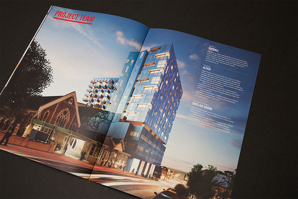 Обзор работ австралийской дизайн-студии SouthSouthWest. Изображение №20.