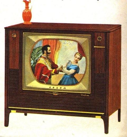 Телевизоры 1960х годов. Изображение № 36.