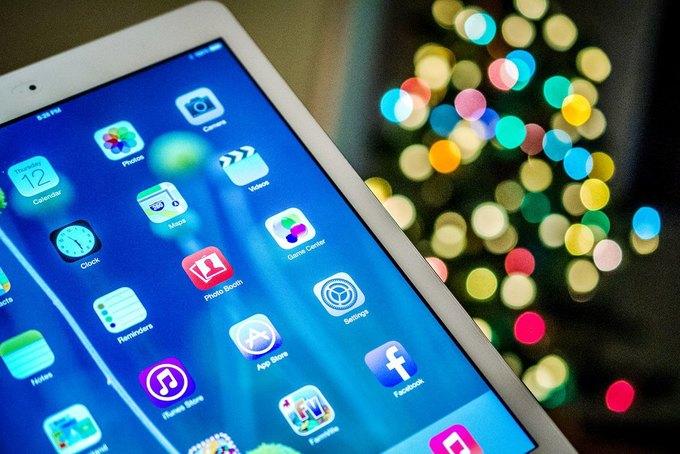 Дисплеи новых iPad могут получить антибликовое покрытие . Изображение № 1.