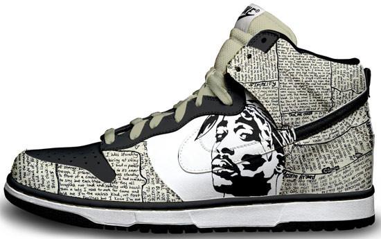 Метаморфозы белых кроссовок Nike. Изображение № 8.