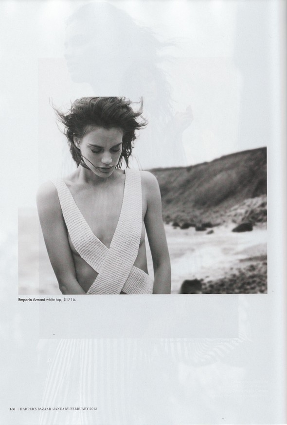 Съёмка: Рианне Тен Хакен для Harper's Bazaar. Изображение № 16.