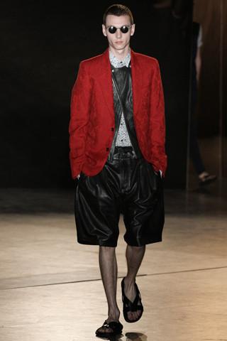 Неделя мужской моды в Париже: День 4. Изображение № 9.