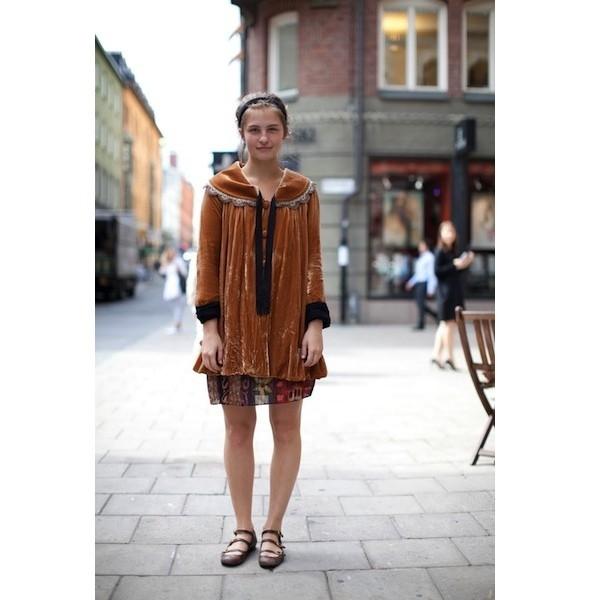 Луки с недель моды в Копенгагене и Стокгольме. Изображение № 46.