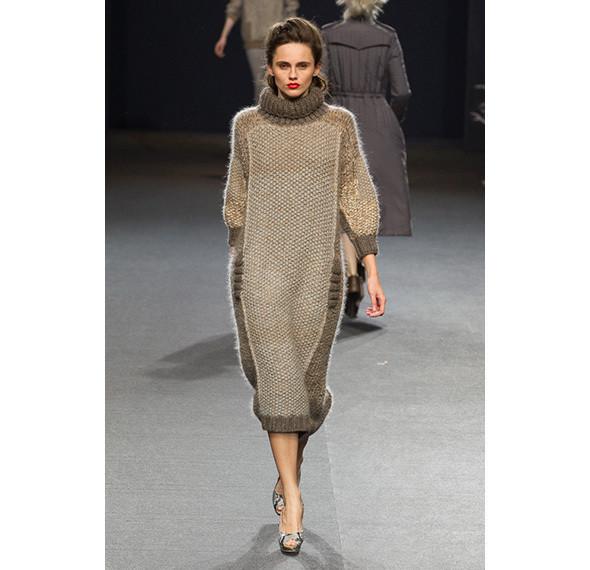 Alena Akhmadullina FW 2011: одежда для умниц. Изображение № 2.
