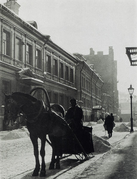 Извозчик, 1926 г.. Изображение № 21.