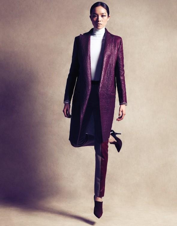 Съёмка: Сунь Фэй Фэй и Мин Си в Celine для Vogue. Изображение № 9.