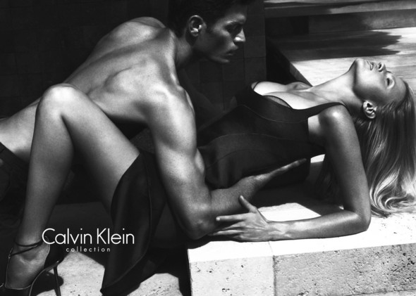 Кампания: Calvin Klein Collection SS 2012. Изображение № 4.
