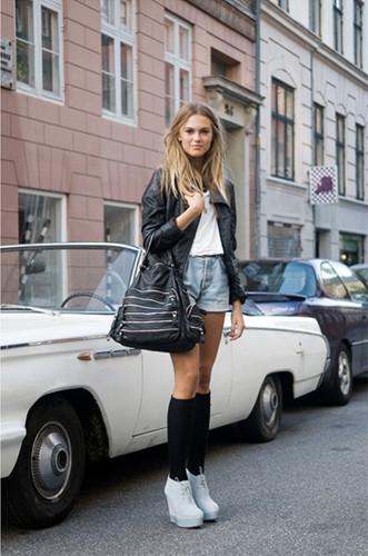 Почему fashion-блоггеры любят Acne?. Изображение № 11.