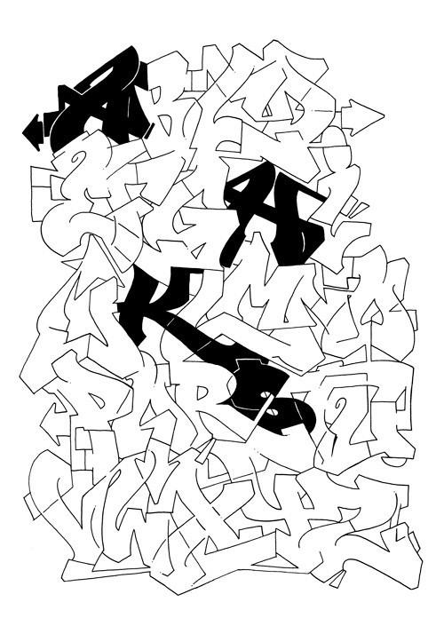 PBK9, художественная выставка в Лозанне, Швейцария. Изображение № 18.