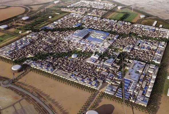 Кто и как строит город будущего. Изображение № 1.