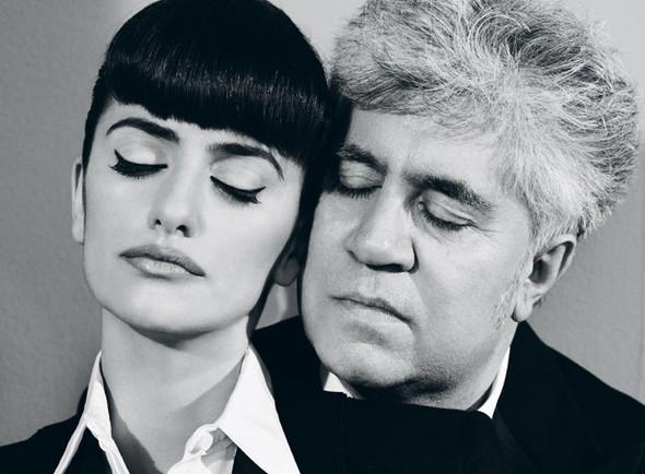 Педро Альмодовар и его муза Пенелопа Крус. Изображение № 1.