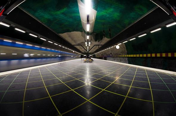 Шведский метрополитен. Изображение № 7.