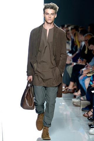 Неделя мужской моды в Милане: День 2. Изображение № 8.