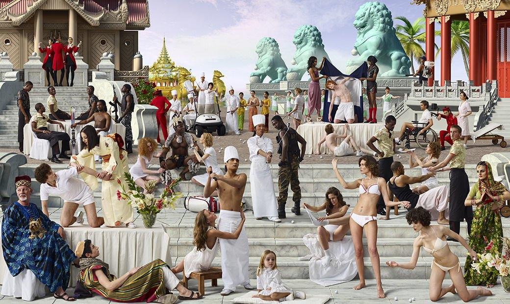 Художники о конце света: Арт‑группаAES+F. Изображение № 6.