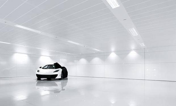 Технологический центр McLaren. Изображение № 15.