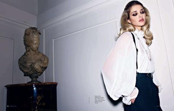 Съёмка: Ана Беатрис Баррос для Elle. Изображение № 4.