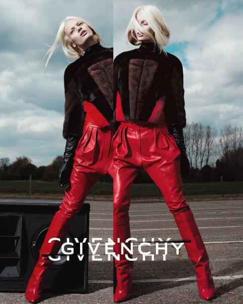 Превью кампаний: Givenchy, Jean Paul Gaultier, Versace и другие. Изображение № 2.