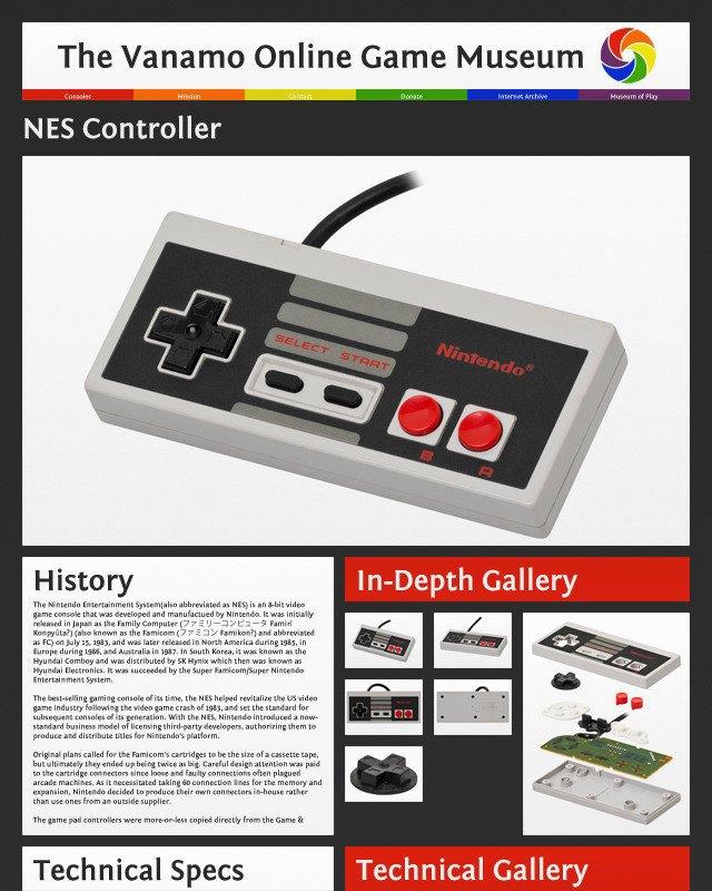 Фотограф собирается открыть онлайн-музей игровых приставок. Изображение № 3.