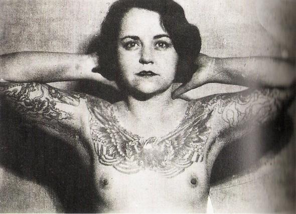 Татуировка XXвека. Изображение № 16.