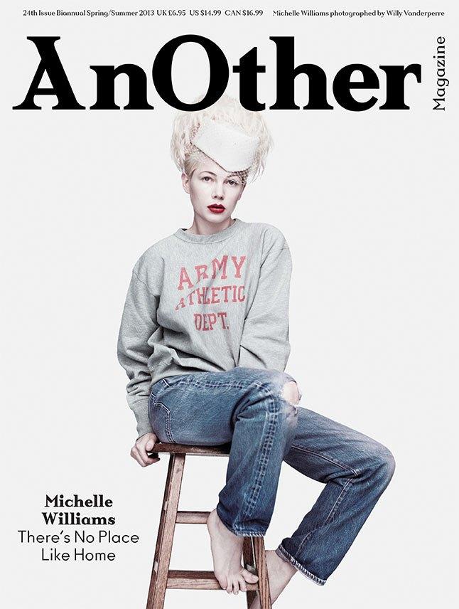 Вышли новые обложки AnOther, CR Fashion Book и POP. Изображение № 2.