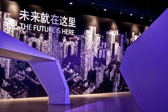 Шанхай Экспо за 2 дня. Изображение № 20.