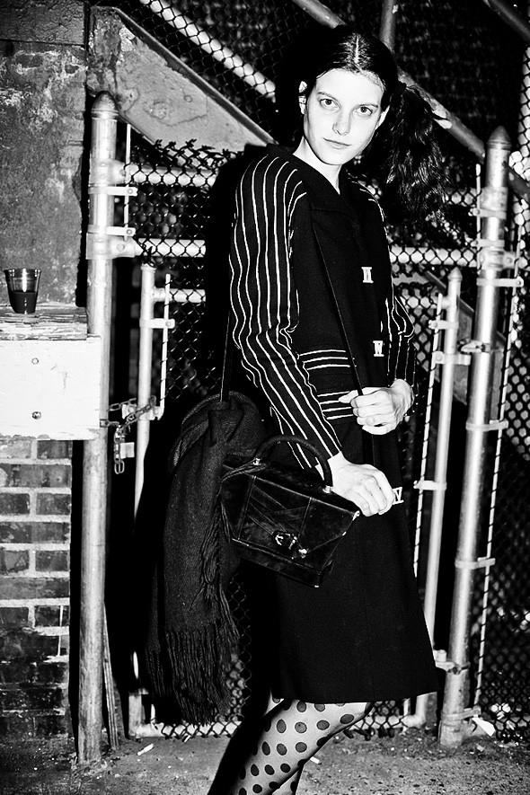 Неделя моды в Нью-Йорке: Репортаж. Изображение №56.