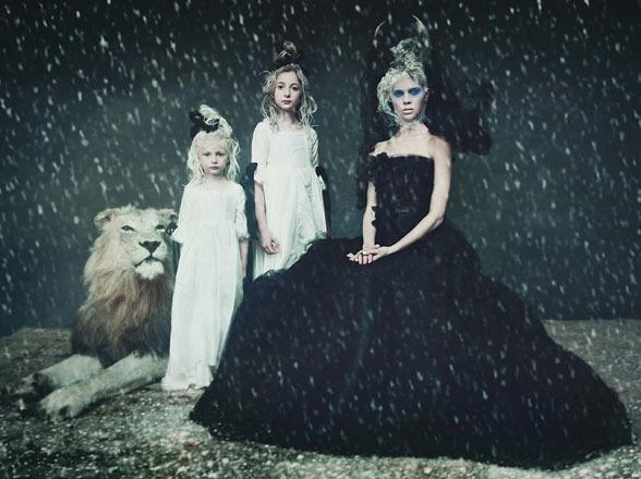 Snow White: Модные съемки к выходу «Ледникового периода». Изображение № 28.