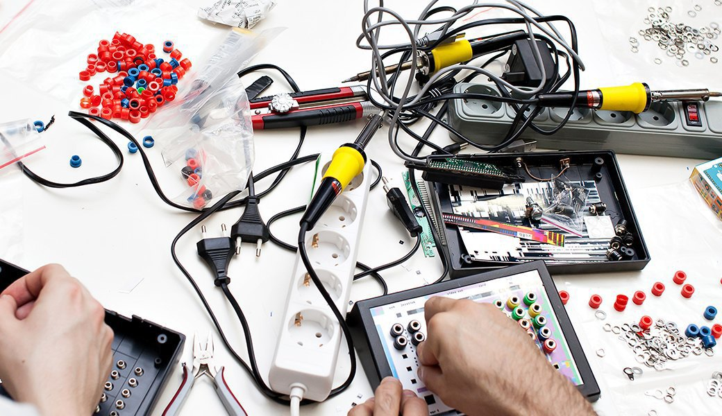 Видеосинтезатор: что это такое и как его сделать. Изображение № 10.