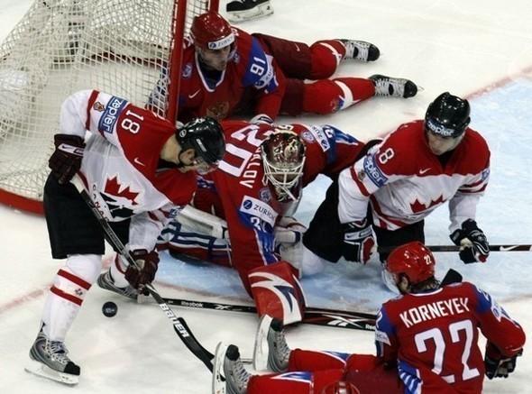 Сборная России похоккею вновь стала чемпионом мира. Изображение № 3.