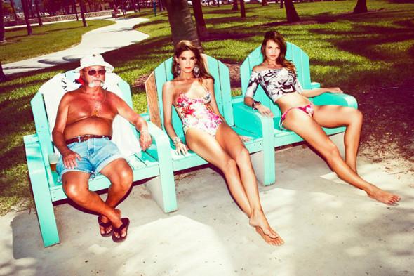 Пляжный сезон: 10 марок купальников. Изображение №84.