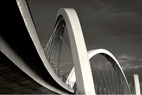 20 черно-белых фотографий мостов совсего мира. Изображение № 13.