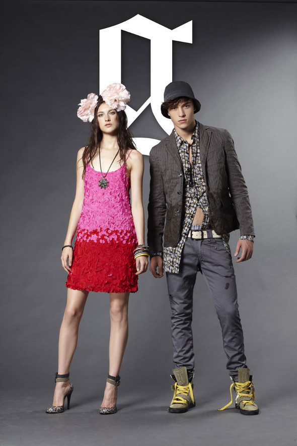 Изображение 46. Лукбуки: Asos, Burberry Black Label, Urban Outfitters и другие.. Изображение № 49.