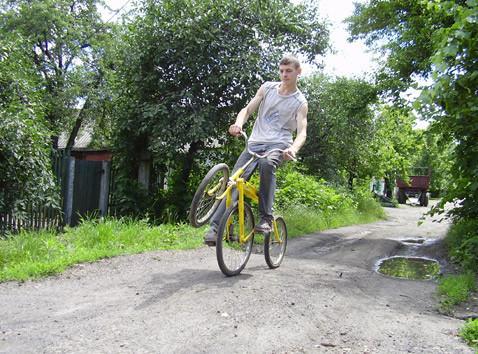Зачем велосипеду третье колесо?. Изображение № 2.