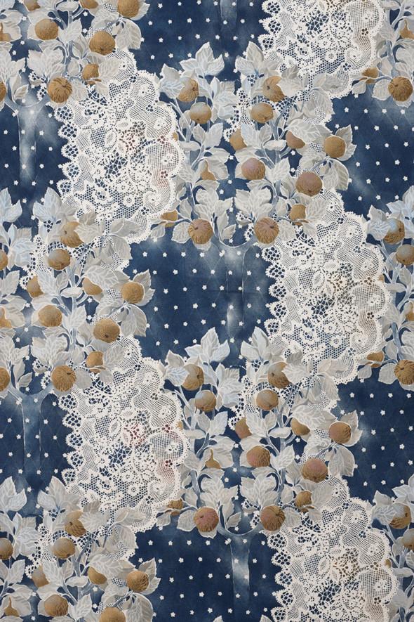 Ручная набойка по ткани: Е.А.Шнайдер и Н.Чурбакова. Изображение № 23.