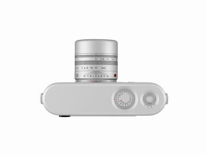 Leica представила фотокамеру с дизайном Джони Айва. Изображение № 2.