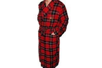 Изображение 5. 9 мужских халатов, достойных внимания.. Изображение № 5.
