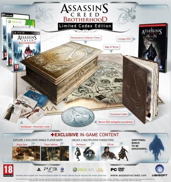 Assassin's Creed Brotherhood. Изображение № 1.