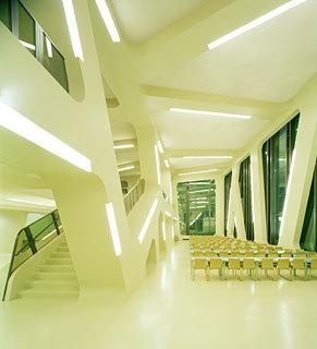 Посмотри вокруг ипоставь! Архитектура J. Mayer.H. Изображение № 9.